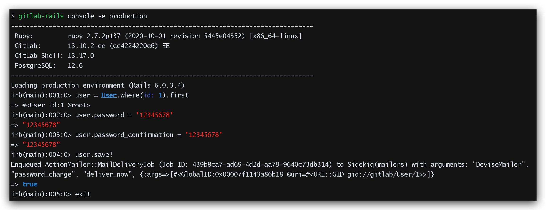 Git-Lab_console